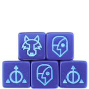 Ashes Illusion Dice 5-Pack