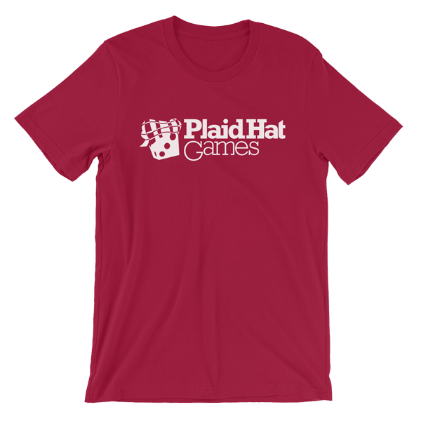 Plaid Hat Games Shirt