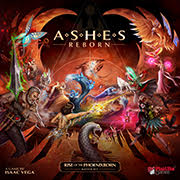Ashes Reborn: Rise of the Phoenixborn PRE-ORDER