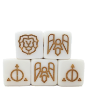 Ashes Divine Dice 5-Pack
