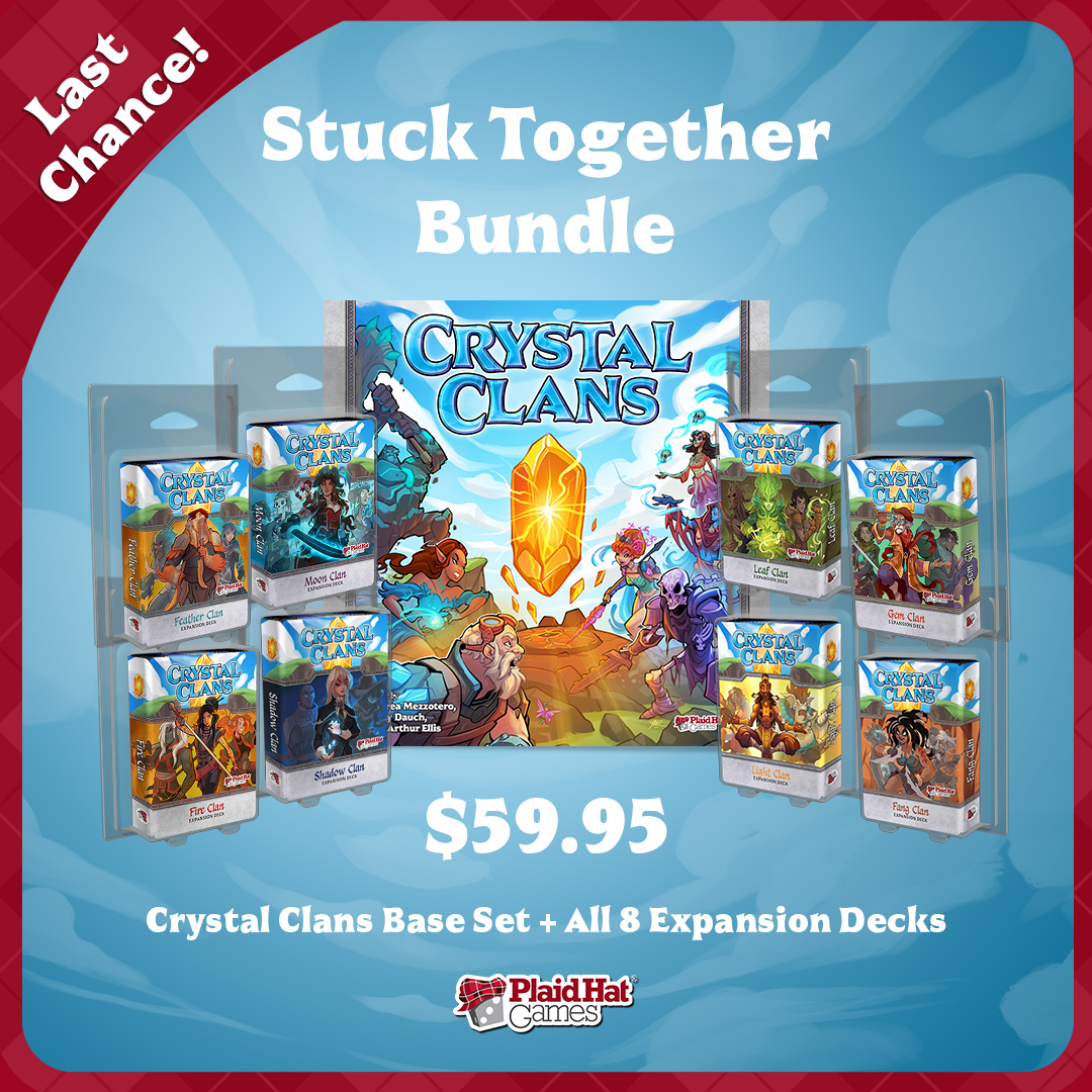 The Stuck Together Bundle