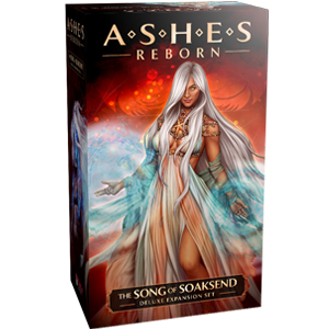 Ashes Reborn: The Song of Soaksend - Deluxe Expansion BACK-ORDER