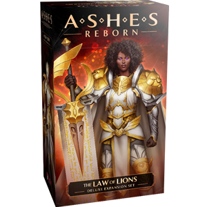 Ashes Reborn: The Law of Lions - Deluxe Expansion - BACK-ORDER