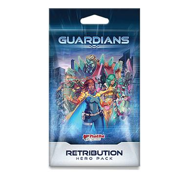 Guardians Hero Pack: Retribution