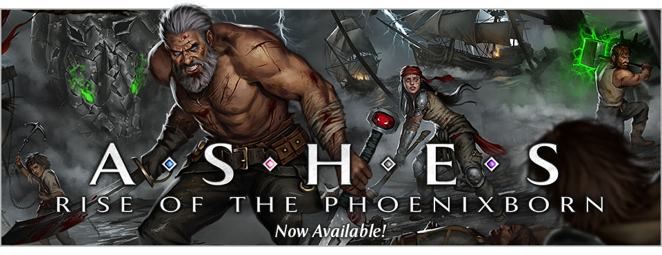 Ashes: Rise of the Phoenixborn - Coal