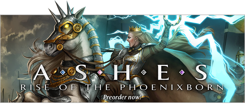 Dimona: Ashes: Rise of the Phoenixborn