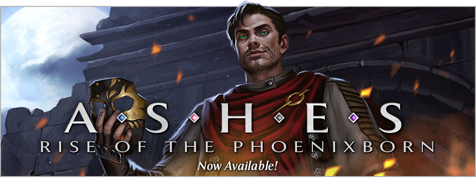 Ashes: Rise of the Phoenixborn - Noah