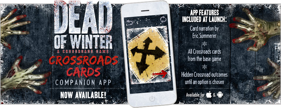 Dead of Winter App