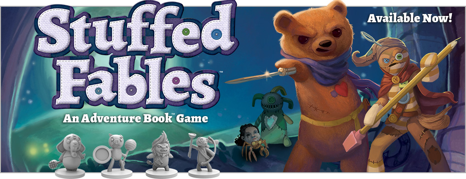 Stuffed Fables!