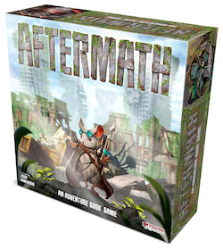 Aftermath 3D Box