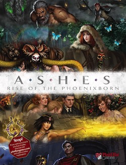 Ashes Rulebook