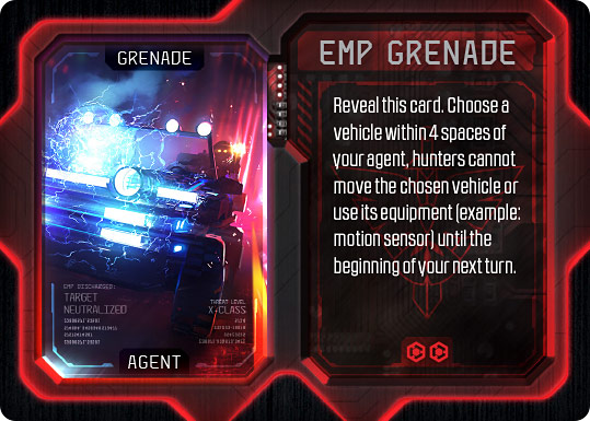 Specter Ops EMP Promo Card