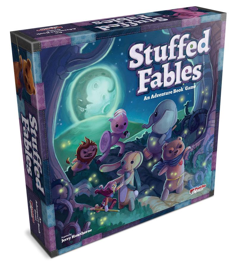 Stuffed Fables box
