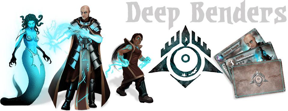 Deep Benders