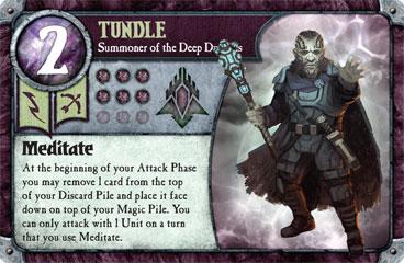 Summoner of the Week: 01 Tundle of the Deep Dwarves : Summoner_Wars