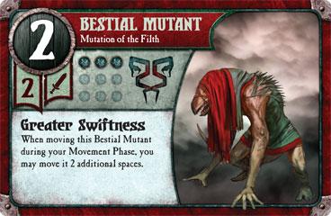 Bestial mutant