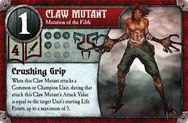 Claw Mutant