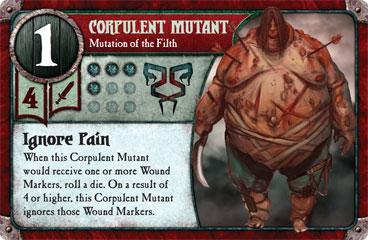 Corpulent Mutant