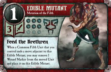 Edible Mutant