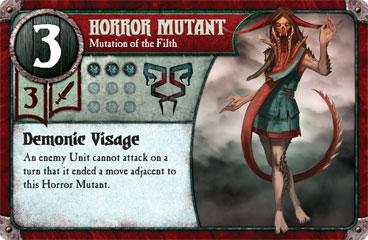 Horror Mutant