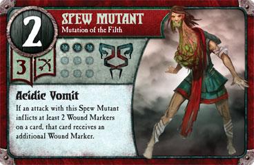 Spew Mutant