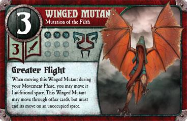 Winged Mutant