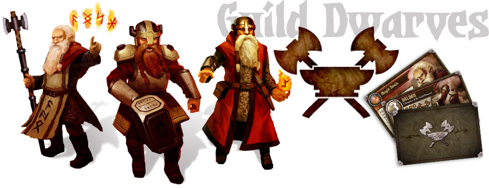Guild Dwarves