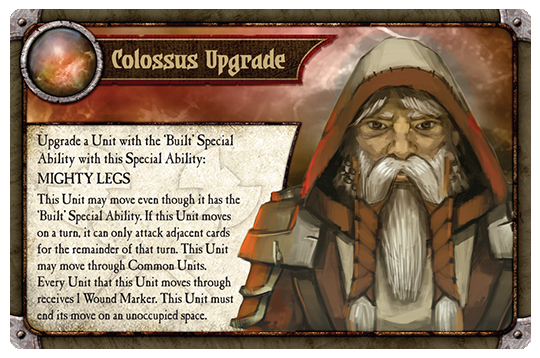 Colossus Upgrade