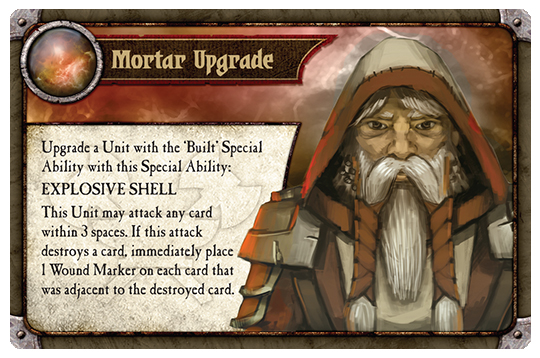 Mortar Upgrade