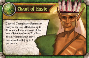 Chant of Haste