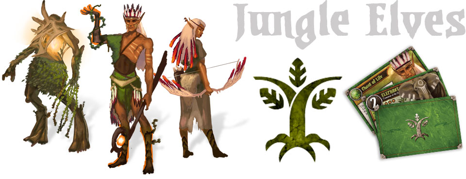 Jungle Elves