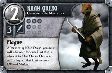 Khan Queso