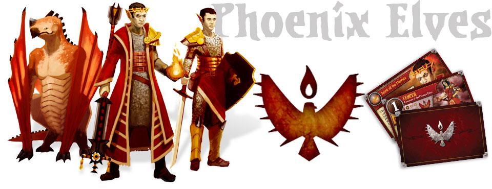 Phoenix Elves