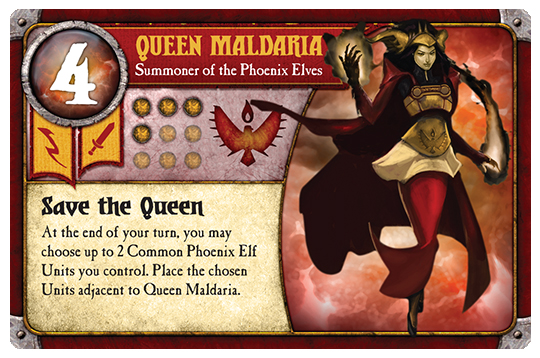 Queen Maldaria