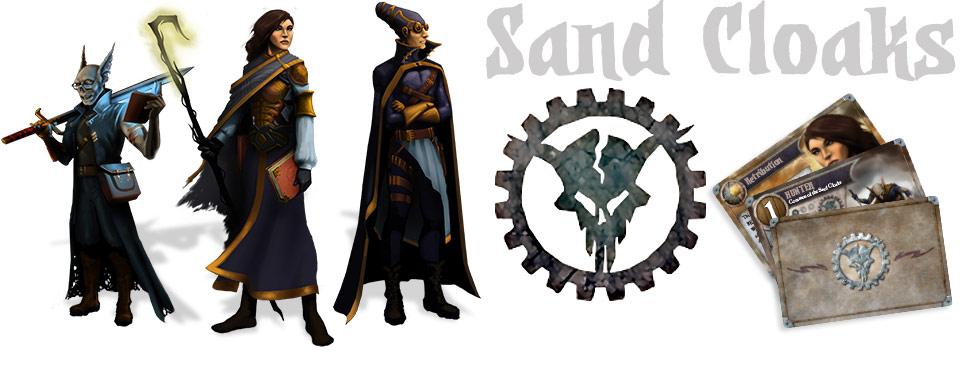 Sand Cloaks