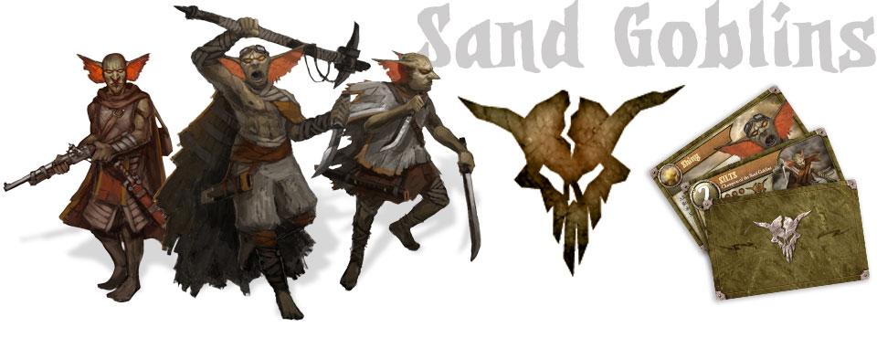 Sand Goblins