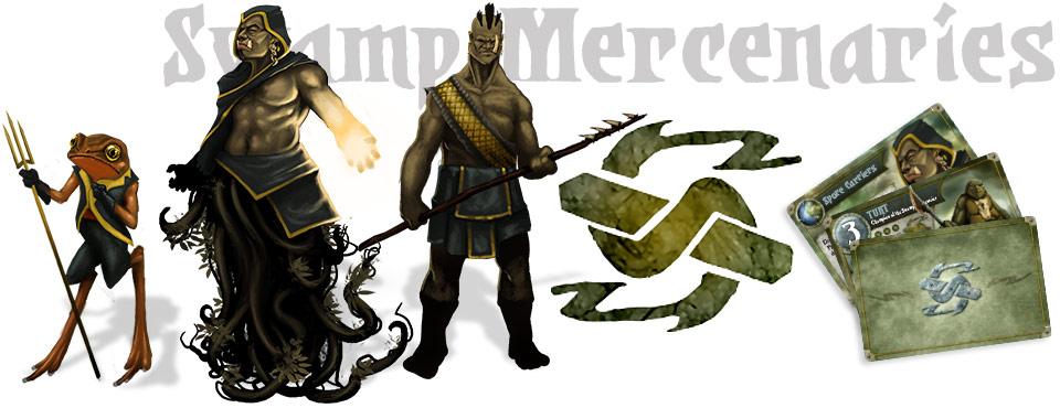 Swamp Mercenaries
