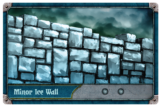 Minor Ice Wall
