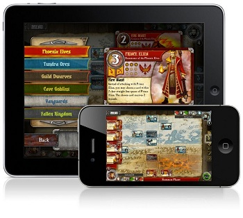 Summoner Wars for iOS
