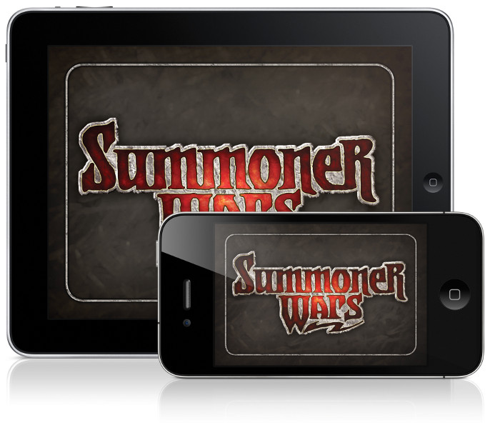Summoner Wars for the iOS