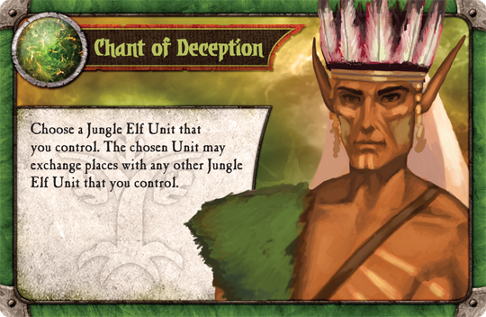 Chant of Deception