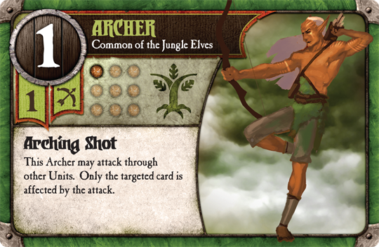 Jungle Elf Archer