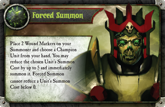 Forced Summon