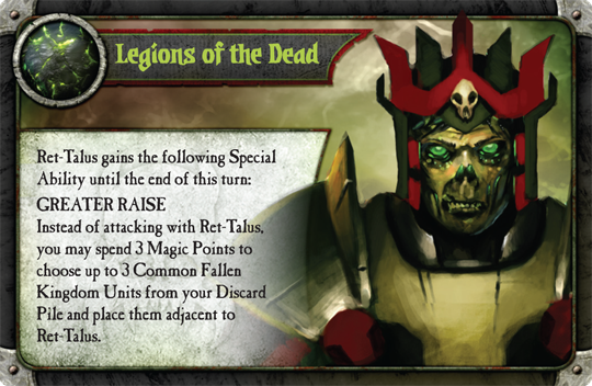 Legions of the Dead