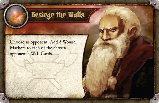 Oldin's Besiege the Walls