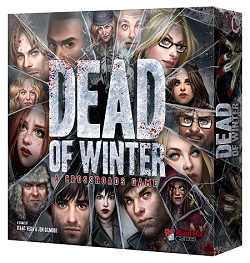 Dead of Winter: A Crossroads Game - BACK-ORDER