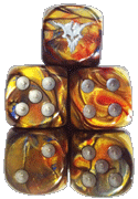 Sand Goblins Faction Dice