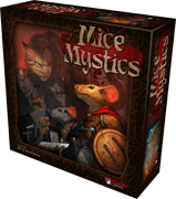 Mice and Mystics (T.O.S.) -  Plaid Hat Games