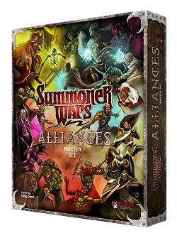 Summoner Wars Alliances -  Plaid Hat Games