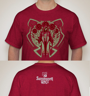 Summoner Wars Filth T-shirt